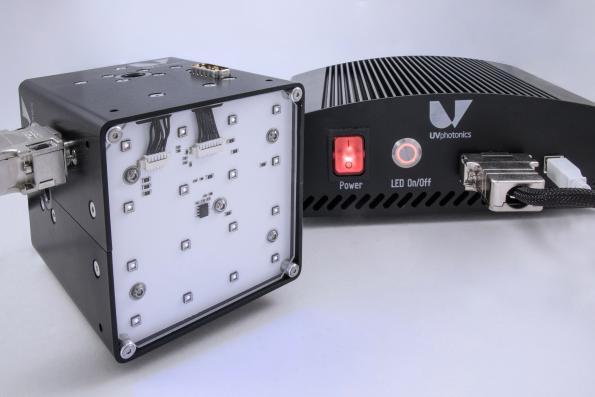 LED irradiation