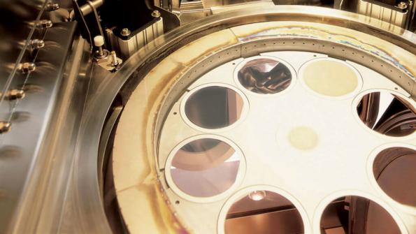 Optical component maker II-VI has licensed silicon carbide SiC technology from General Electric to make power devices and modules.