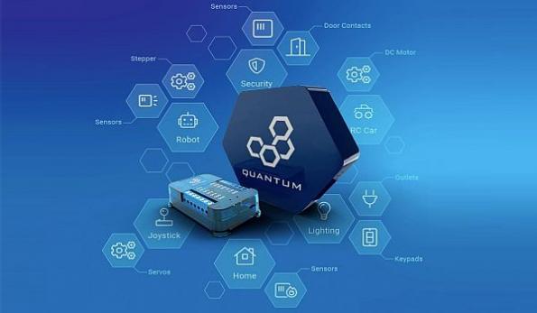 IoT platform for electronic hobbyists