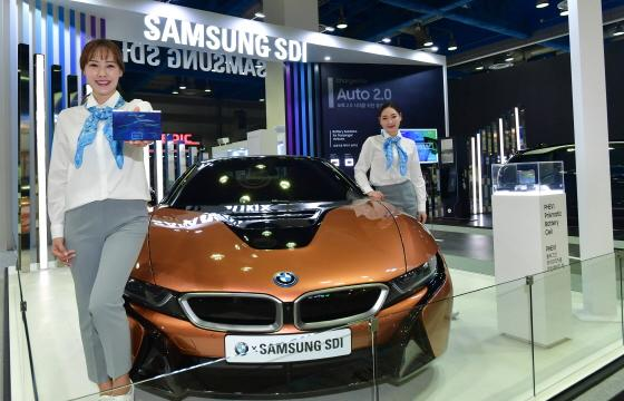Samsung SDI has signed a non-exclusive deal for low cobalt battery electrode technology from CamX Power in the US.