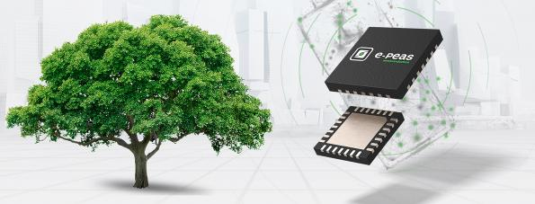 e-peas in Belgium has raised €8m to accelerate its energy harvesting power management PMIC product introductions and open new offices around the world