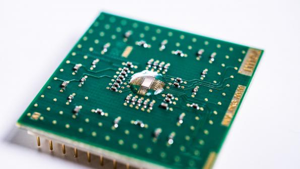 imec and Global Foundries have developed a test chip using analog techniques  for a low power machine learning engine for edge AI