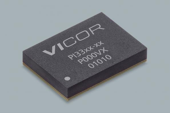 The PI3323 and the PI3325 ZVS buck regulator modules from Vicor have an extended operating temperature range of –55 to +120°C