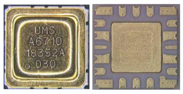 GaN 5-W power amplifier covers 8- to 12.75-GHz