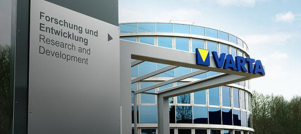 Varta is expanding its factory in Germany to boost production of lithium ion coin cells with 30 percent higher energy density