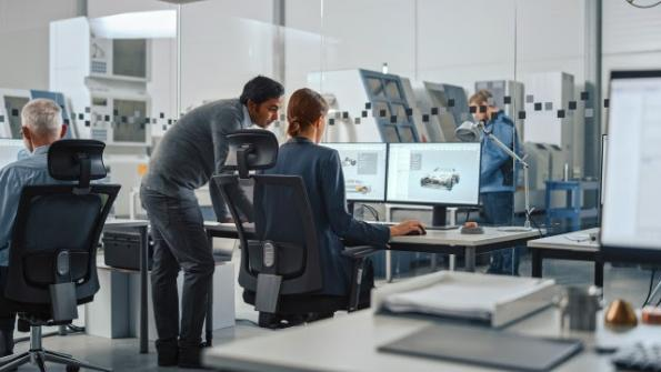 Bosch is creating a new division of 17,000 staff for all its automotive software and electronics system design and development