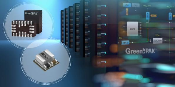 TDK has teamed up with Dialog Semiconductor to use the GreenPak programmable power technology for the world's first single-integrated system power sequencing point of load DC-DC converter.