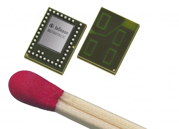 Infineon and Blumio to develop radar-based blood pressure sensor
