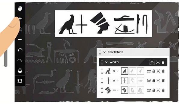 Une IA de Google lit les hieroglyphes mieux que Champollion