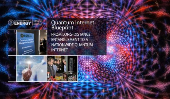 DOE unveils quantum internet blueprint for U.S.