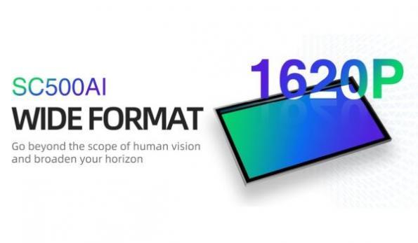 Widescreen image sensor targets professional security market