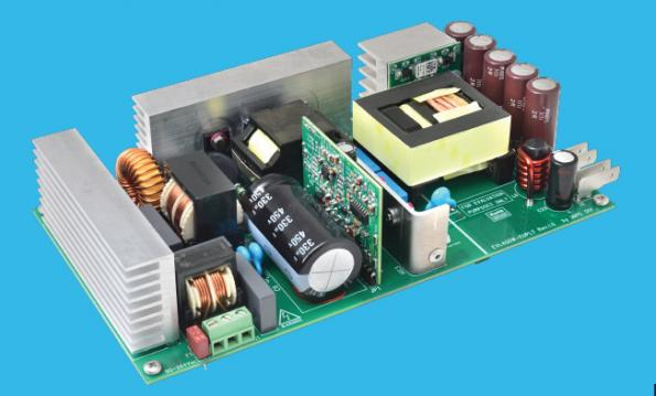 The EVL400W-EUPL7 evaluation board is a ready-to-use 400W power supply from STMicroelectronics with key energy efficiency certification in the US and Europe.