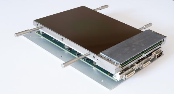 Ultra-low noise CMOS Xray sensor spins off from astronomy to medicine