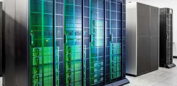 The JADE supercomputer at STFC in Daresbury