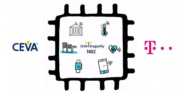 CEVA's Dragonfly NB-IoT is the first IP with full certification from Deutsche Telekom