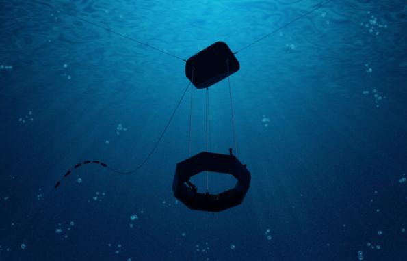 Connecting a swarm of wave energy converters to the grid