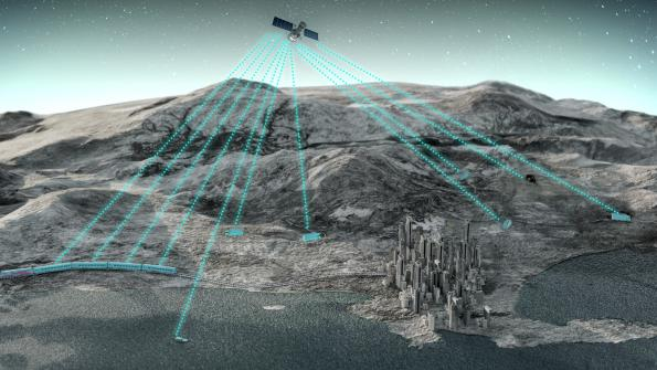 Skylo and Sony Israel have enabled 5G NB-IoT over satellite for the first time for the Internet of Things