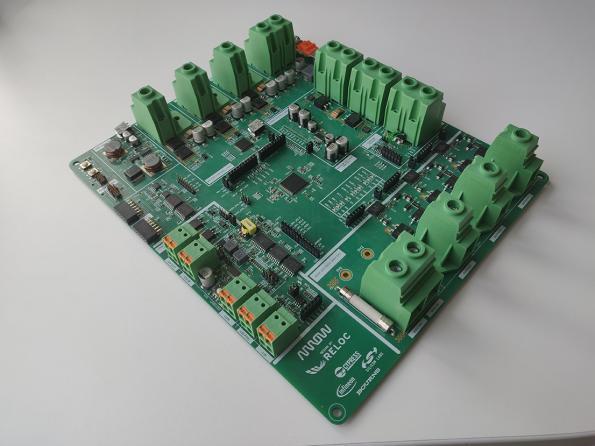 High Voltage Evaluation Platform for 400V EV designs