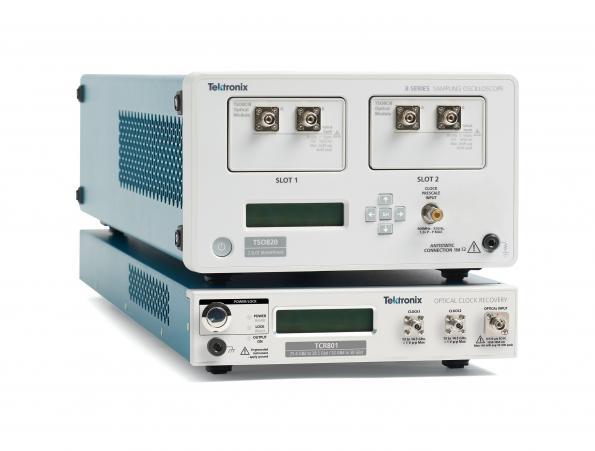Optical transceiver test platform reduces test time