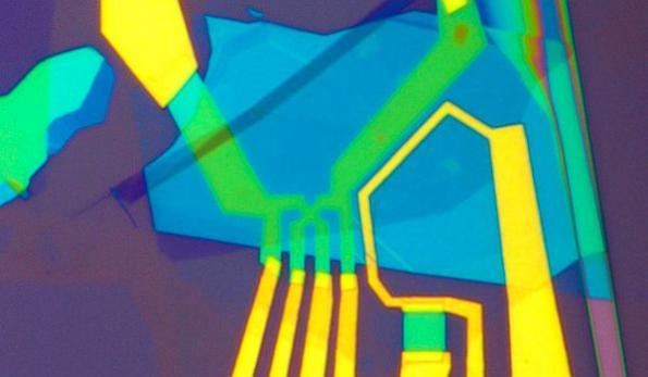 Graphene Hall sensors detect subtle magnetic fields