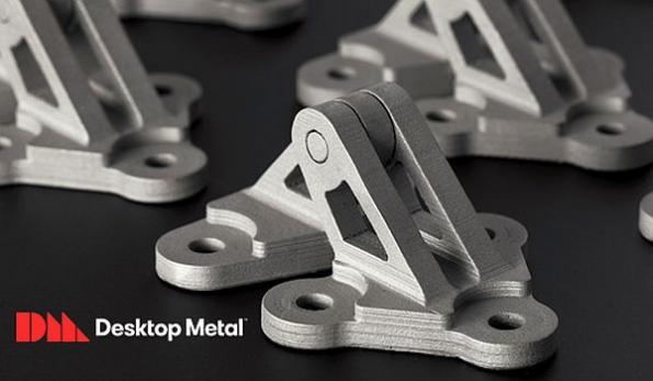 Desktop Metal 'additive manufacturing 2.0' company to go public