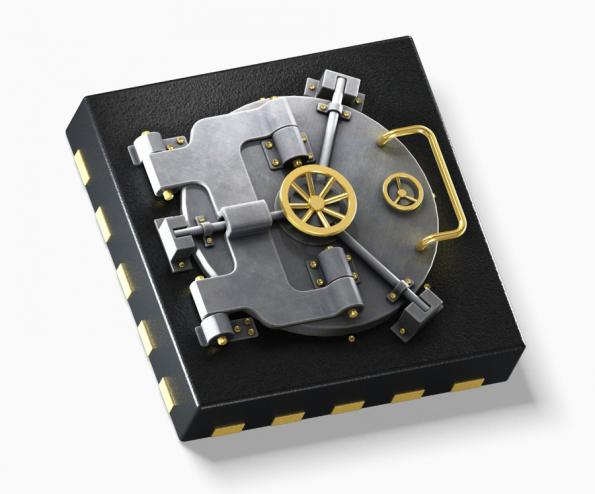 Security boost for IoT wireless module
