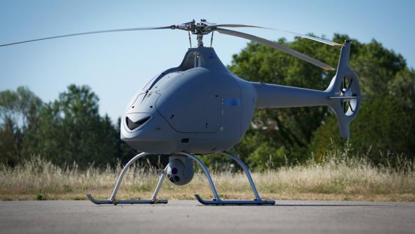 Airbus Helicopters to use Ada for VSR700 drone