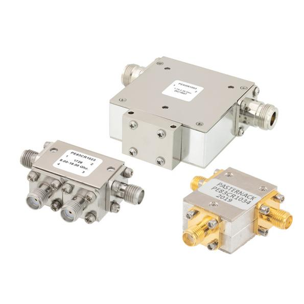 High-performance RF circulators/isolators up to 42.5 GHz