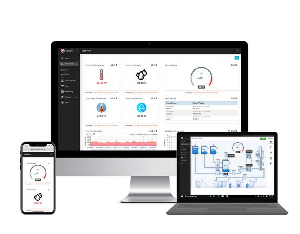 Ready-to-use IoT data management software
