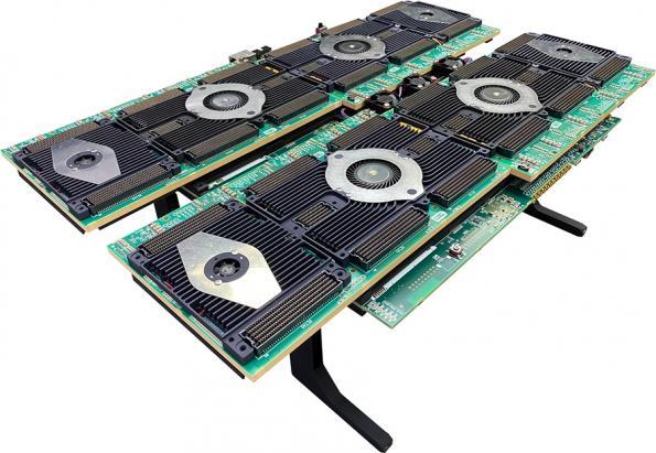 5G FPGA prototyping platforms scale up to 1728M ASIC gates