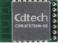 Single-chip low power 802.11n WLAN and BLE module