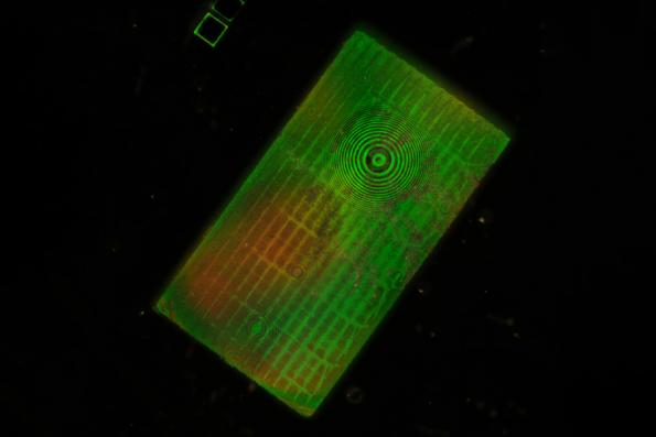MIT metamaterial creates fisheye lens that is completely flat