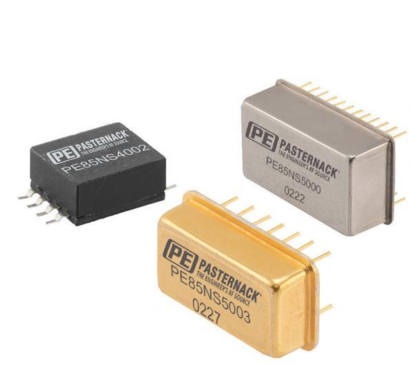 Miniature SMT noise sources cover 0.2 MHz to 3 GHz