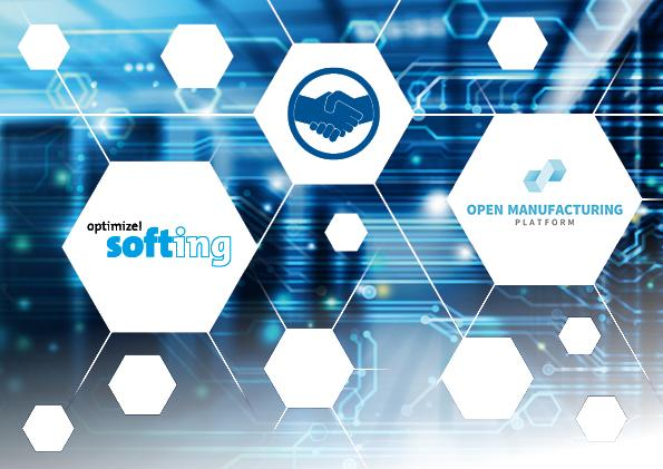 Softing joins OMP open industrial IoT group