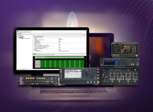 PathWave Signal Generation software from Keysight