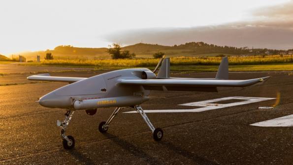 Primoco UAV integrates IMSAR SAR