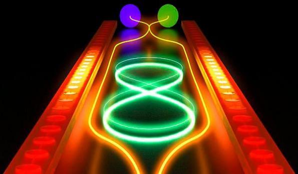 Quantum optics advances atomic force microscopy