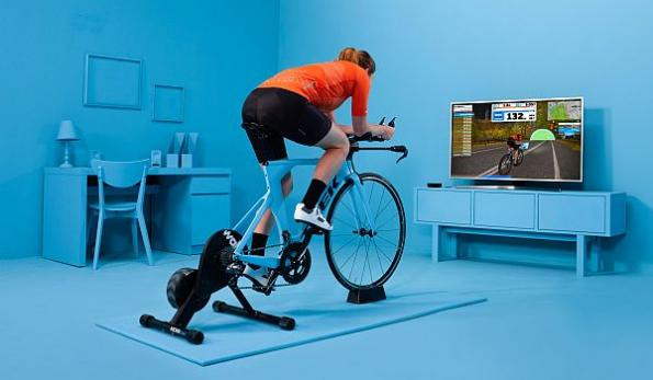Online cycling investment heats up at-home connected fitness market