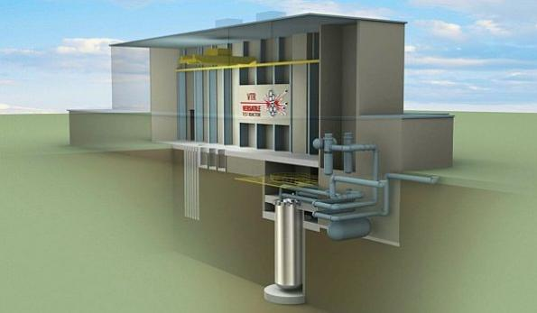 Test reactor for advanced nuclear energy research moves forward