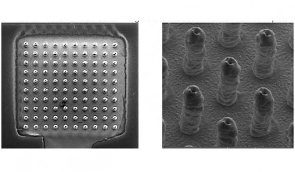 10-second COVID test uses 3D printed sensor