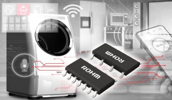 Integrated zero cross detection ICs for smart appliances