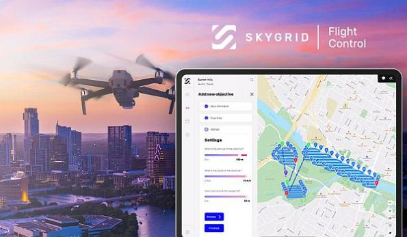 All-in-one drone app automates every phase of flight
