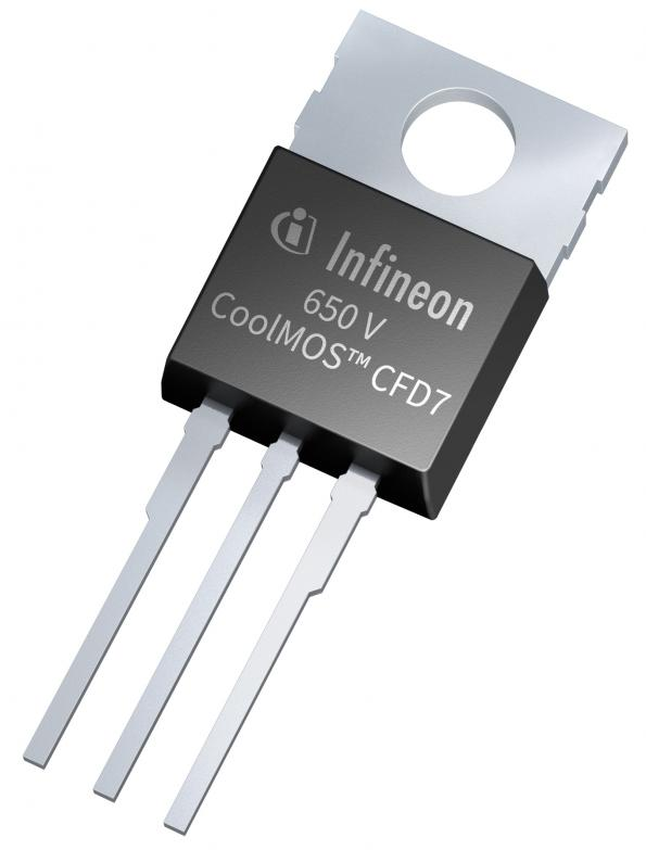 650V MOSFET aims at soft switching designs