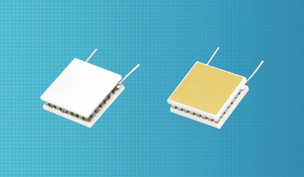 Micro Peltier modules have footprint down to 3.4mm square
