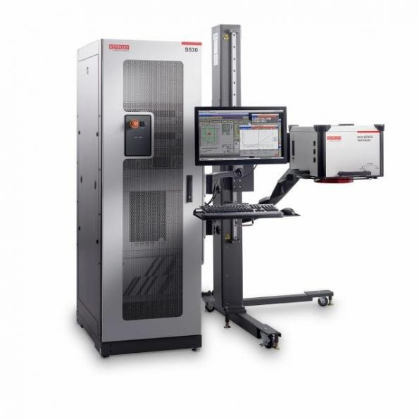 Keithley S530 Series parametric test system with KTE 7 software