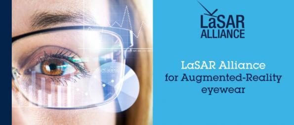 LaSAR Alliance targets smart glasses
