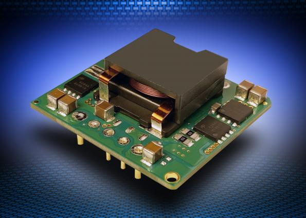 300W open frame DC-DC converter draws 0.25mA in standby