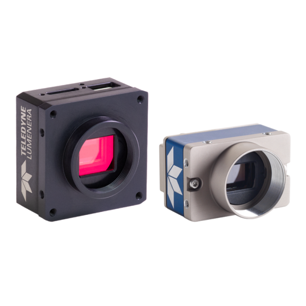 GigE and USB3 cameras for challenging lighting conditions