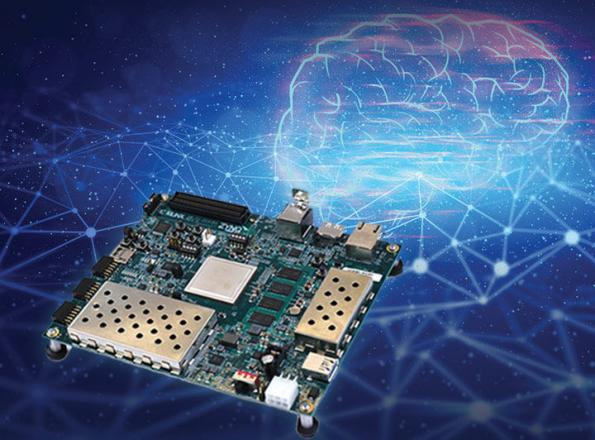 Xilinx teams for cloud-based open source Covid-19 X-ray classification