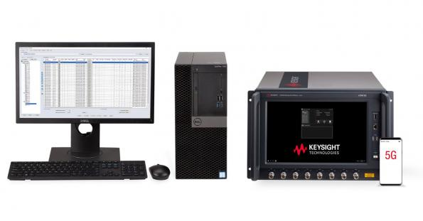 Keysight conformance toolset offers first 5G NR IMS test cases
